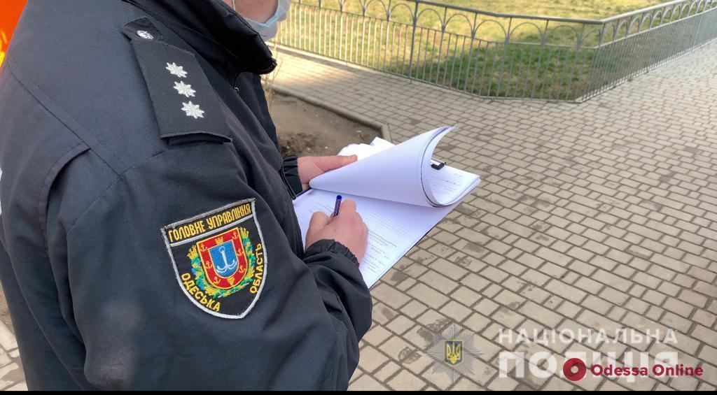 В Одессе грабитель ударил в лицо продавца магазина гаджетов и пытался убежать с телефоном