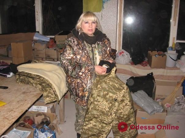 В Никополе убили известного волонтера Анжелу Мончинскую
