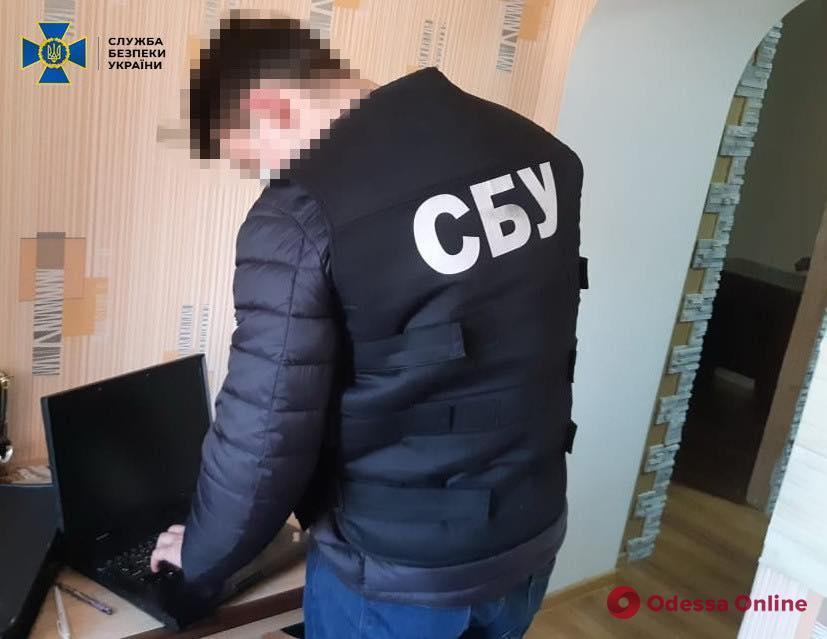 СБУ разоблачила межрегиональную сеть интернет-агитаторов – администратора групп в соцсетях поймали в Одессе