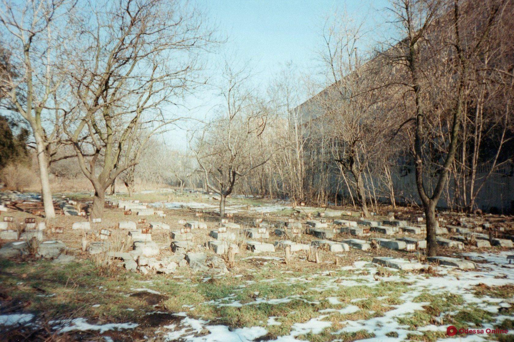 Одесские историки создадут карту мест скорби