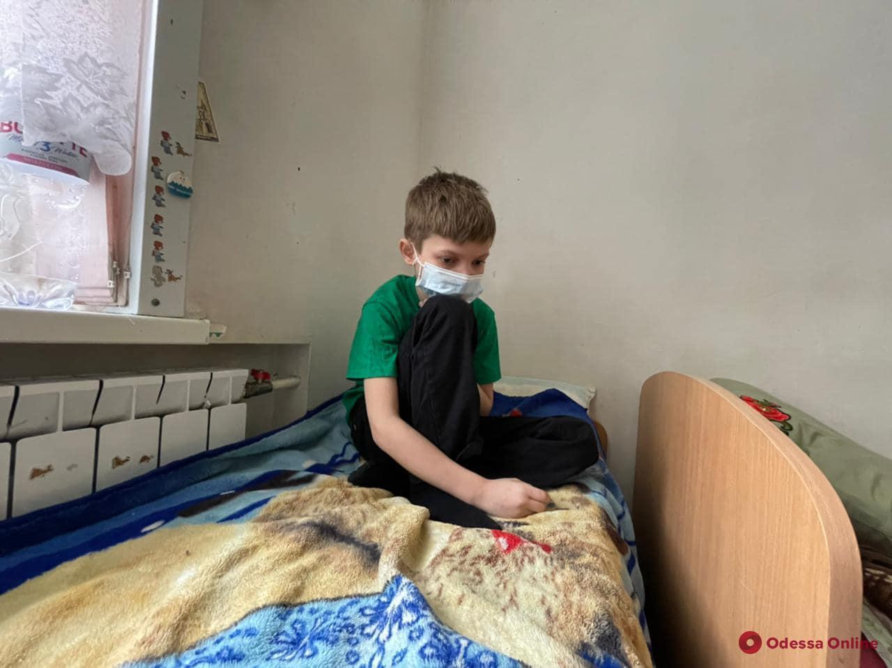 В Киеве 11-летнему мальчику пересадили почку от умершего донора