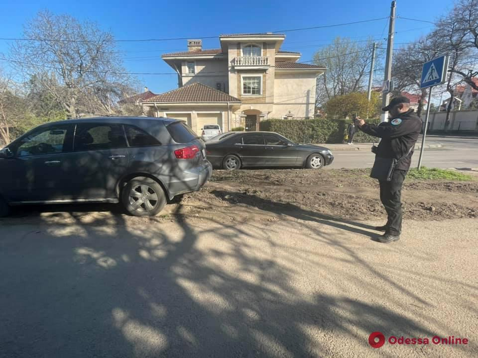 В Одессе наказали автохама-рецидивиста