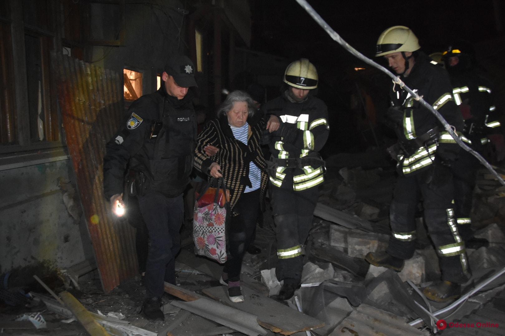 В мэрии рассказали о последствиях взрыва на Серова (обновлено)