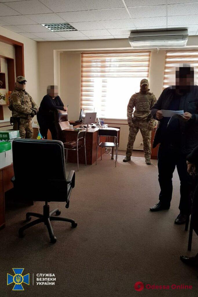 Помогали уклоняться от налогов: в Одессе СБУ «накрыла» конверт-центр с оборотом в 100 миллионов