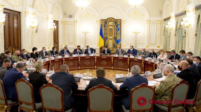 СНБО ввел санкции против крупнейших украинских контрабандистов: в списке четверо одесситов