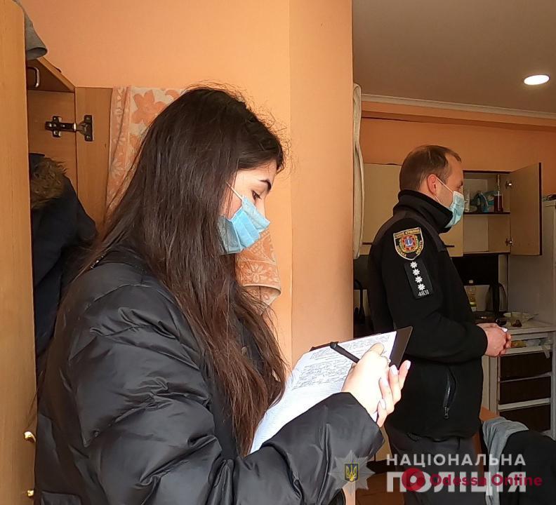 В Одессе мужчина убил соседа из-за постоянных унижений