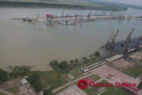 Газовый терминал в порту Рени стоимостью 100 миллионов вернули государству