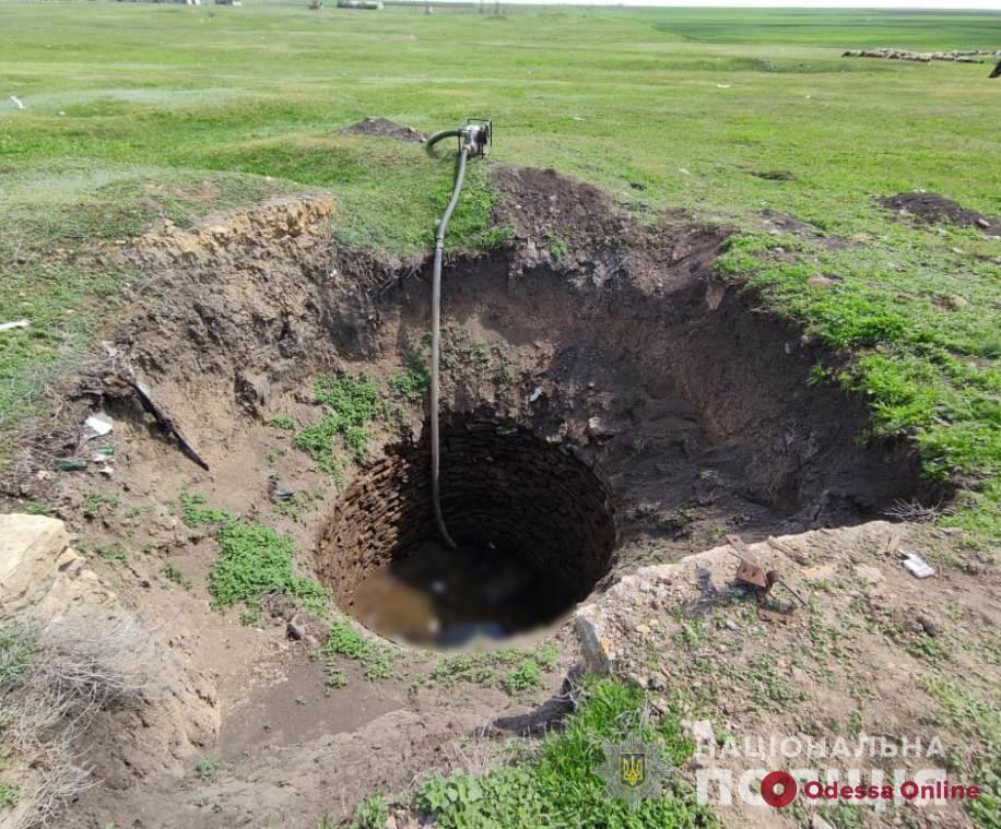 В Одесской области в колодце нашли четыре трупа (обновлено)