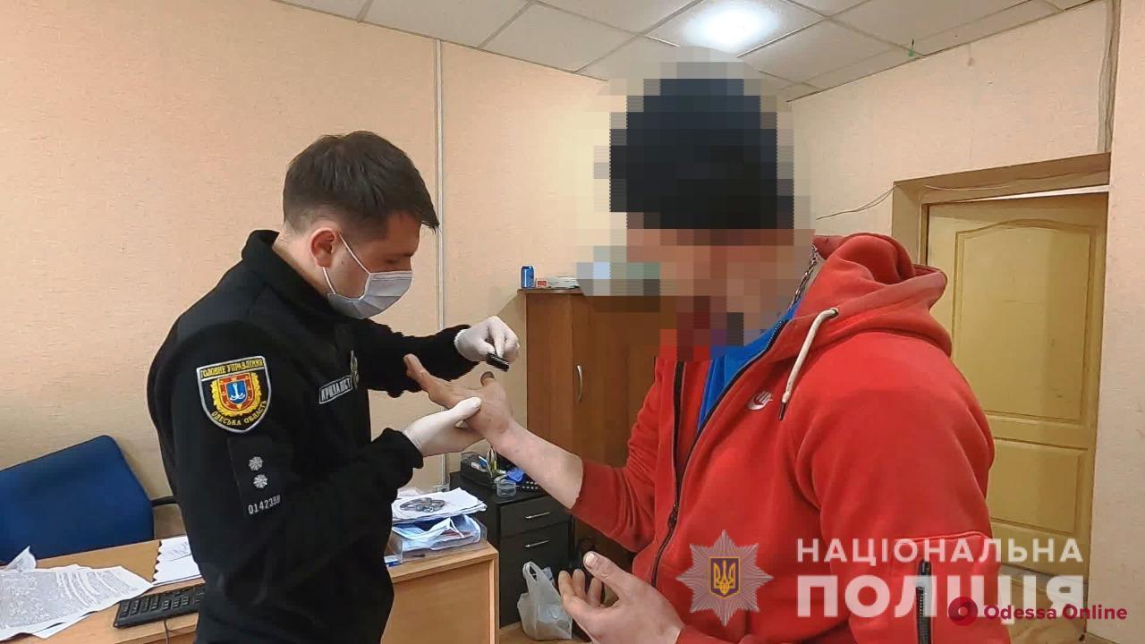 В Одессе произошла поножовщина из-за оскорбления женщины