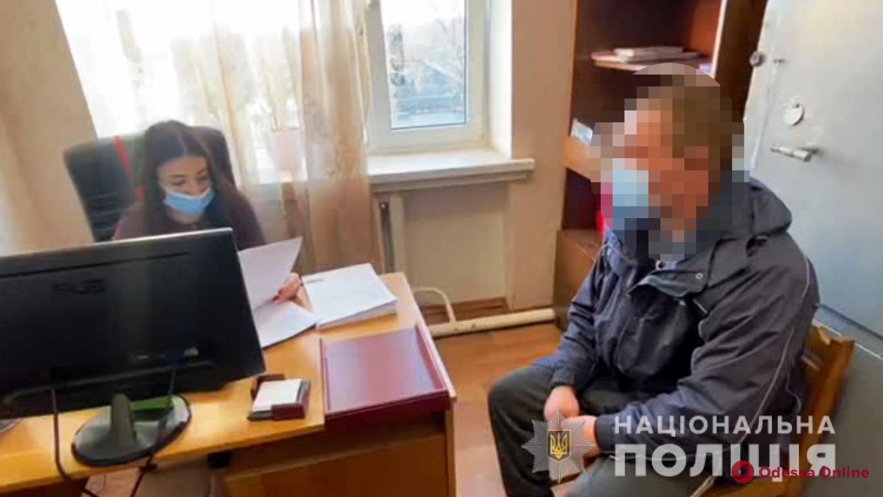 В Одесской области полицейские на горячем поймали пьяного автовора