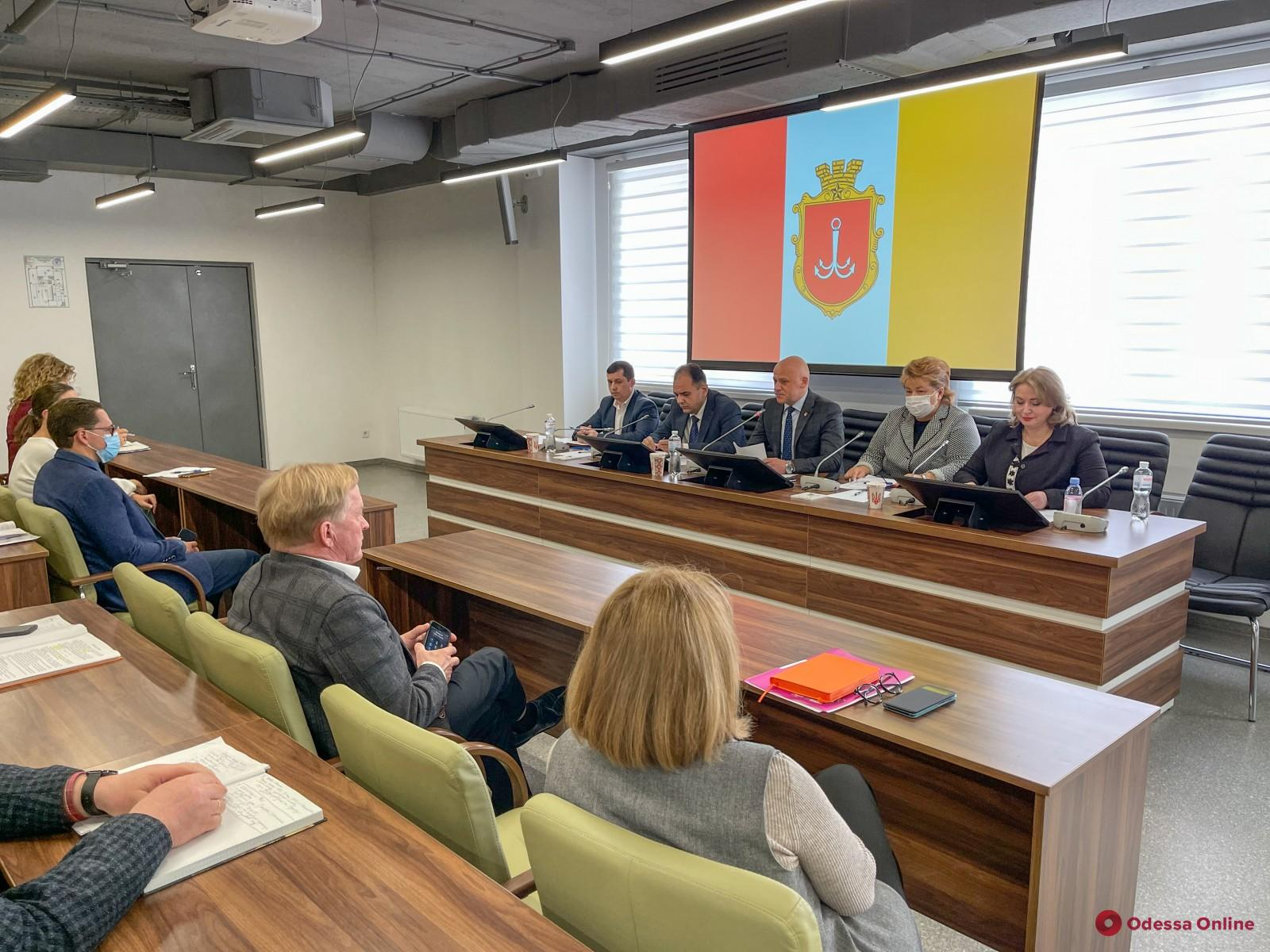 В Одессе решают проблему с переполненостью школ и детсадов