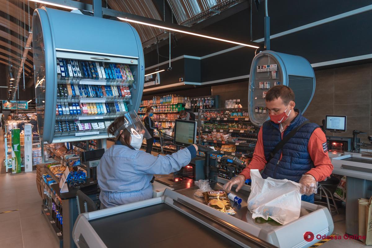 Госпотребслужба не выявила в магазинах «АТБ» нарушений карантина