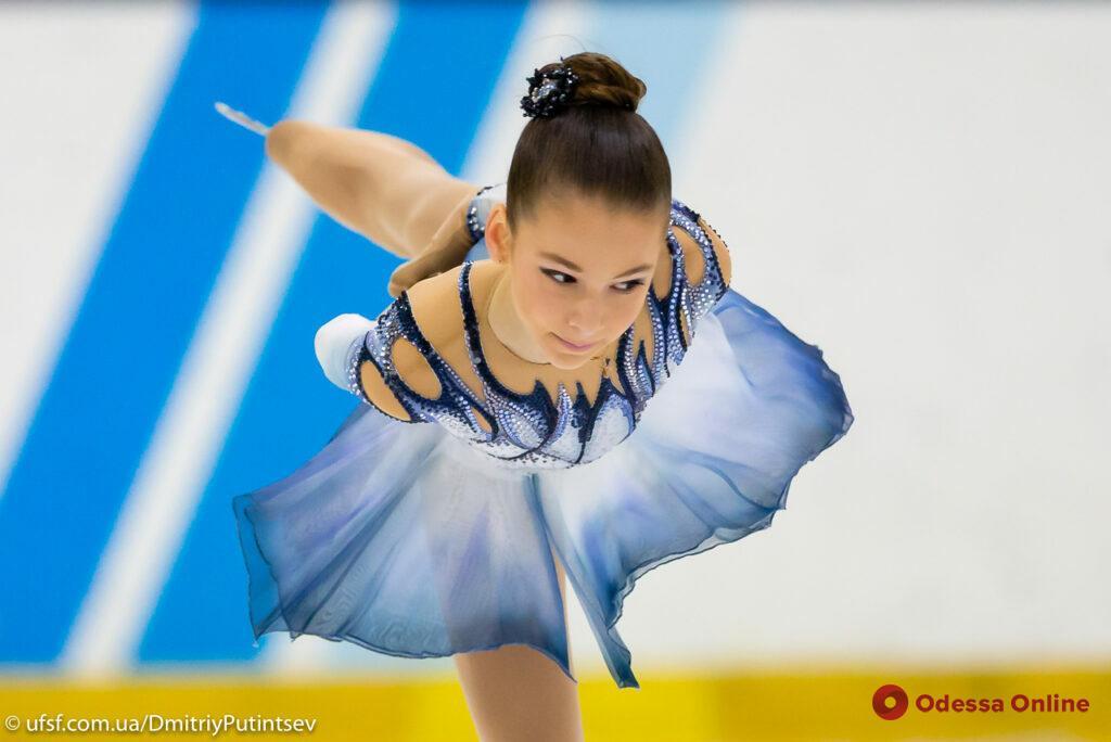 Фигурное катание: одесситы блестяще выступили на всеукраинских турнирах в Киеве