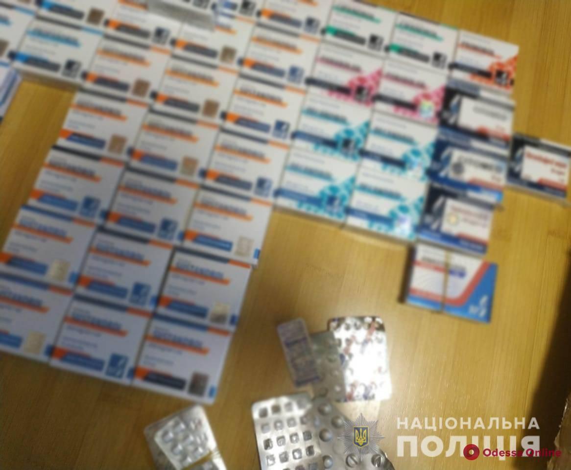 Одесский фитнес-тренер незаконно торговал анаболическими стероидами