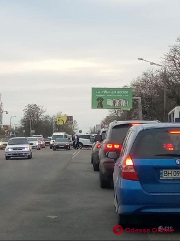 Возле промрынка «7-й километр» произошло серьезное ДТП (обновлено)