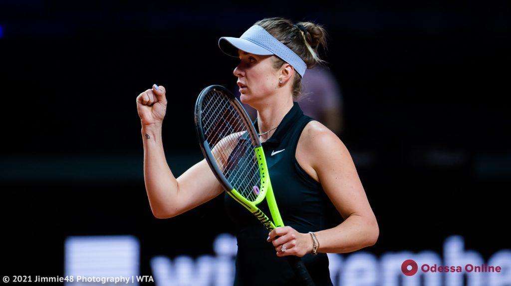 Одесская теннисистка вышла в четвертьфинал турнира в Германии
