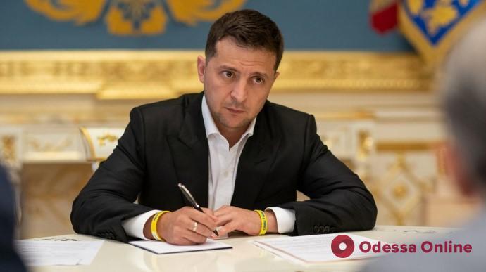 Зеленский подписал указ о санкциях против топ-контрабандистов, среди которых есть одесситы