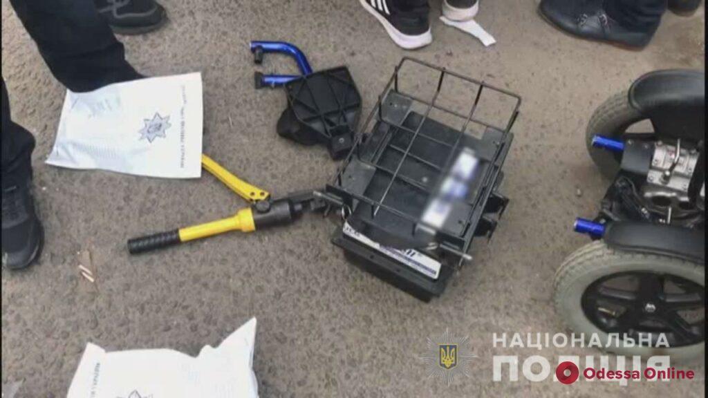 В Одессе задержали преступную группировку криминального авторитета из Закавказья