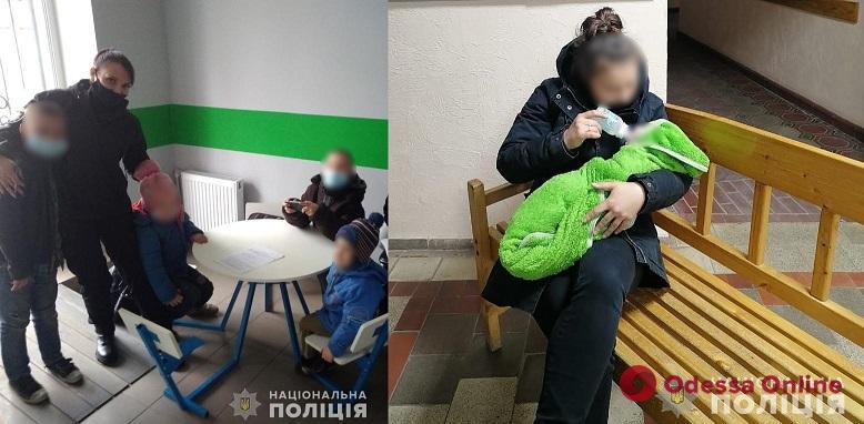 В Одесской области из проблемных семей забрали шесть детей