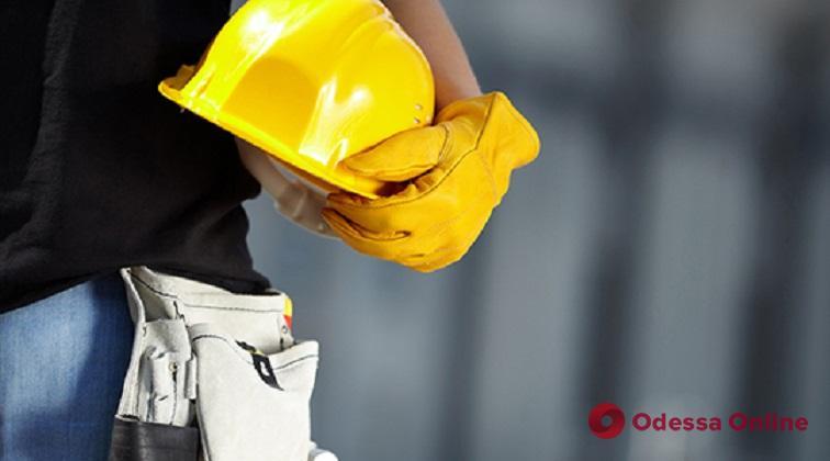 В Одессе из-за обвала грунта погиб строитель