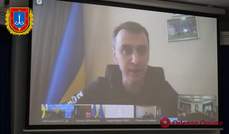 Спад заболеваемости и госпитализаций: Ляшко о том, почему Одесскую область рекомендовали перевести в «желтую» зону
