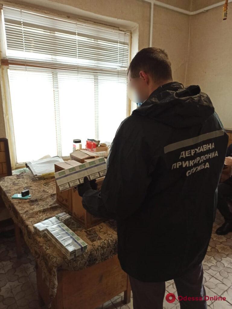 На юге Одесской области правоохранители изъяли контрафактного алкоголя и сигарет на полмиллиона