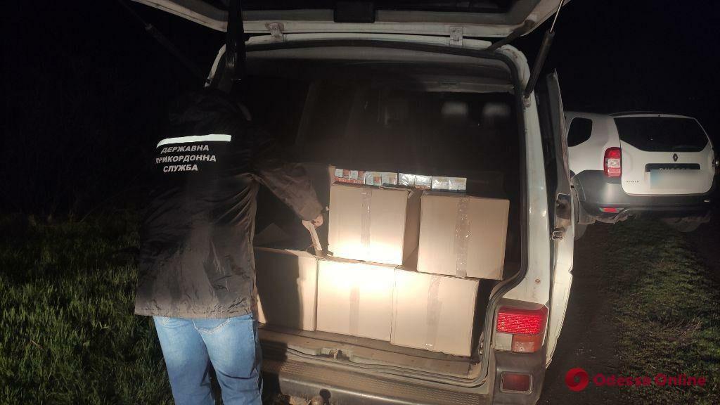 В Одесской области пограничники изъяли сигарет на 345 тысяч