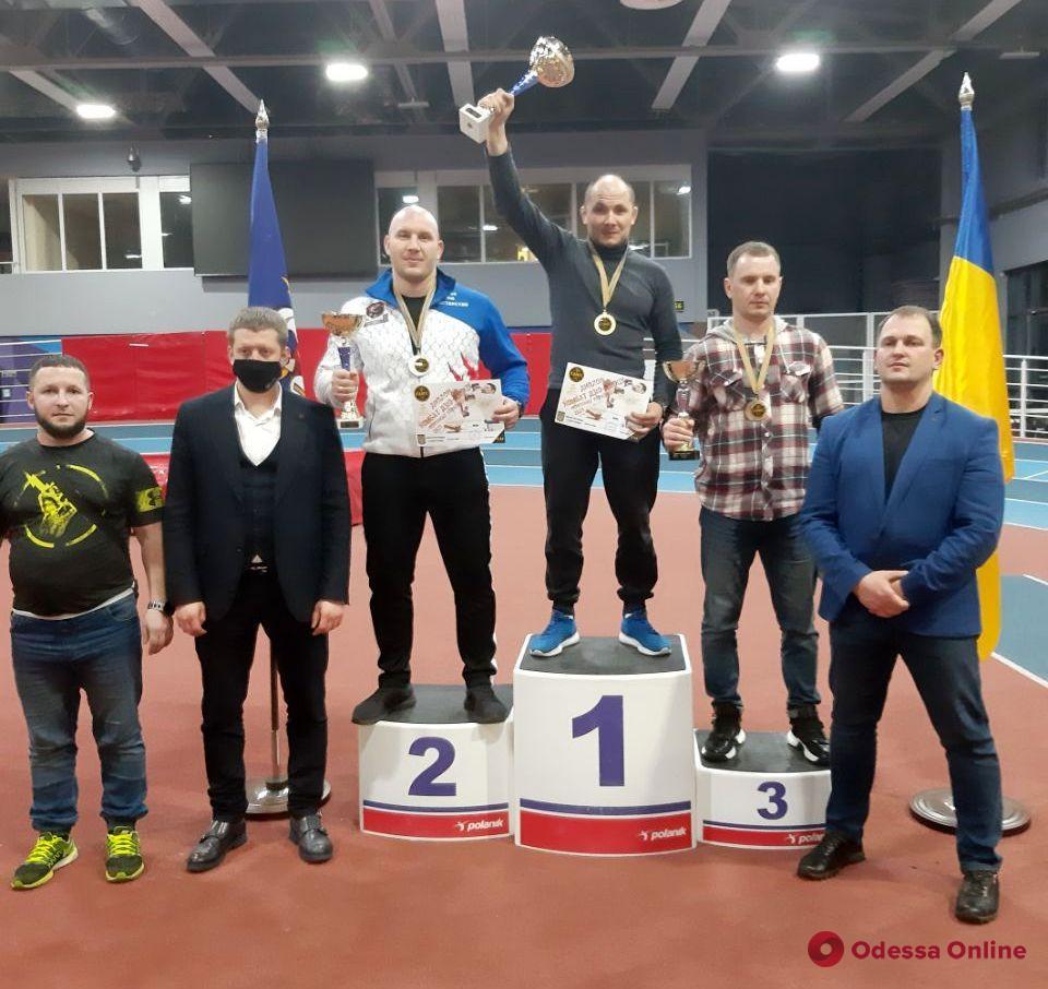 Комбат Дзю-Дзюцу: одесситы заняли второе командное место на чемпионате Украины