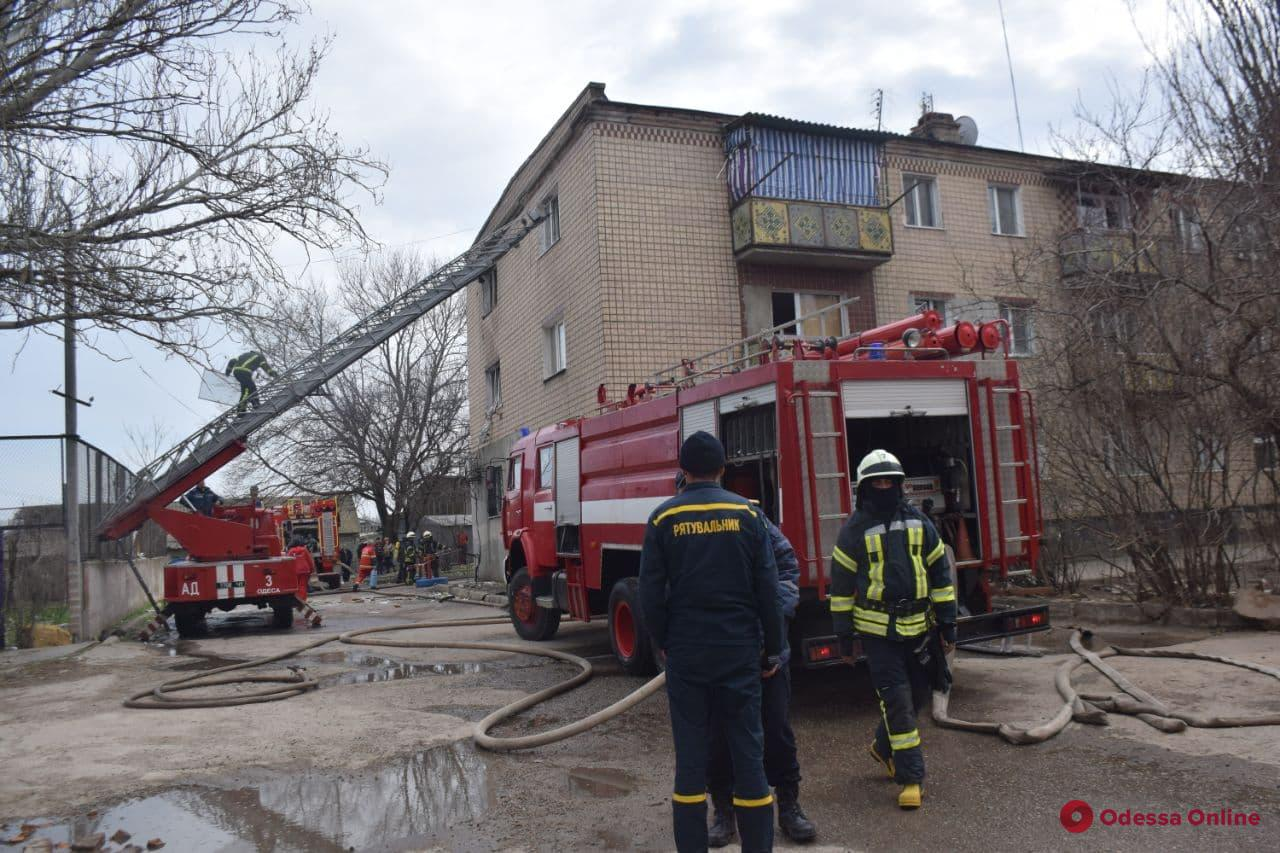 В общежитии на Слободке произошел взрыв – есть пострадавший (видео, обновляется)