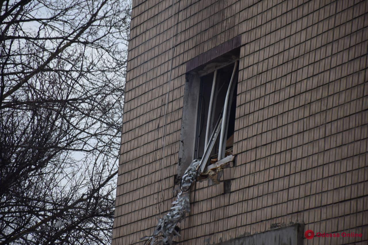 В доме на Слободке произошел взрыв – есть пострадавший (фото, видео, обновляется)