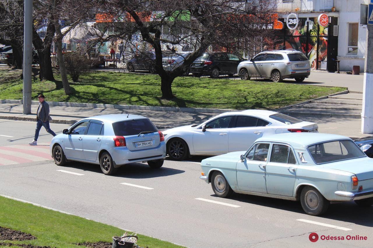 В Одессе планируют реорганизовать движение на площади 10 Апреля и Генуэзской