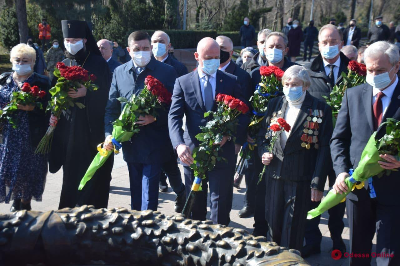 В Одессе отмечают День освобождения города от нацистских оккупантов (фото)