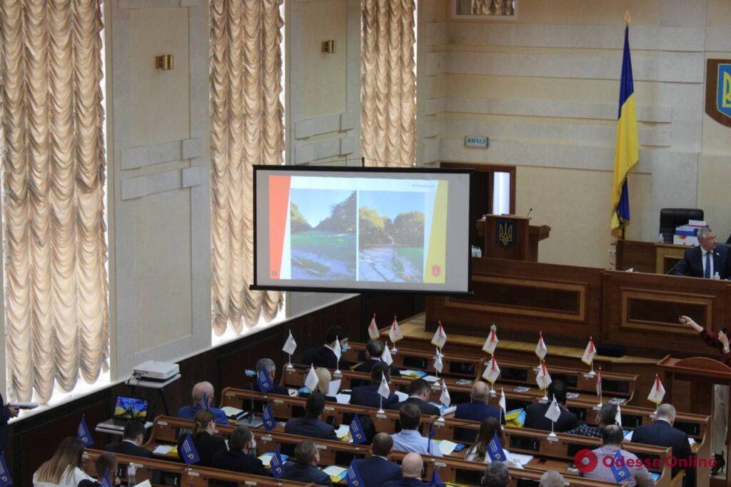 Обустройство сквера Небесной Сотни возле Одесской ОГА обойдется в 190 миллионов