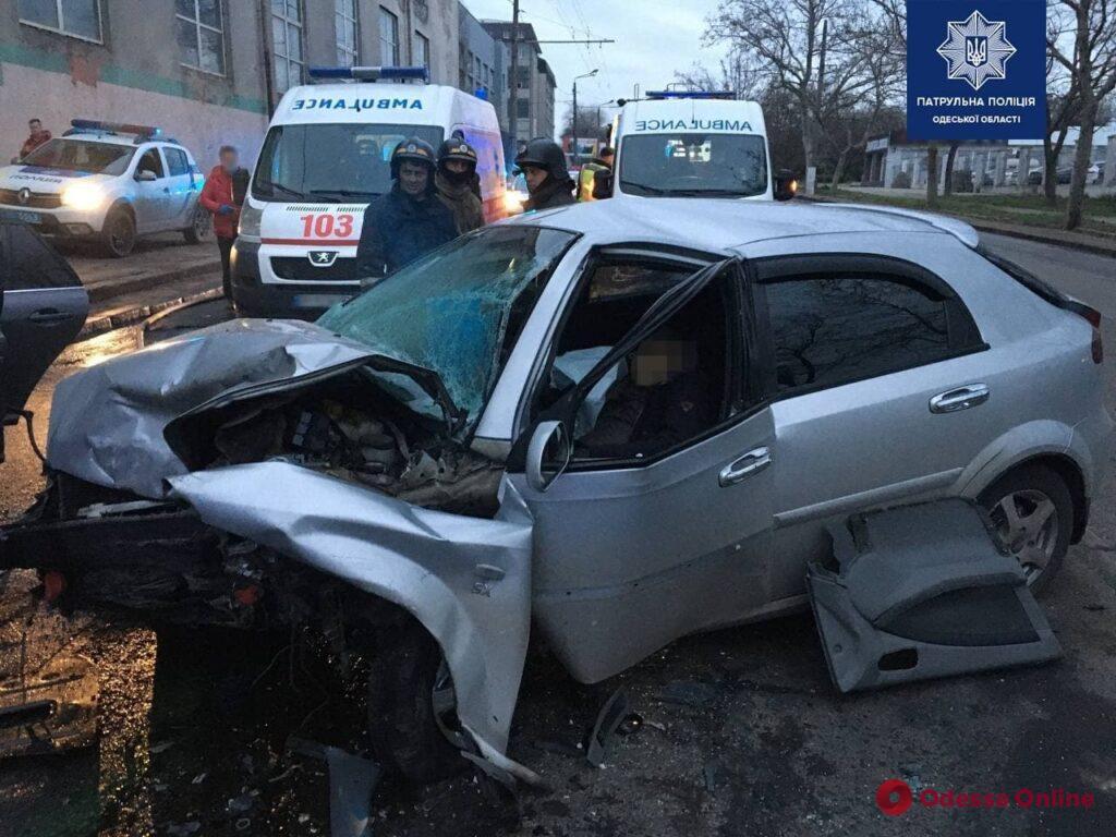 В Одессе на улице Мельницкой произошло смертельное ДТП (обновлено)