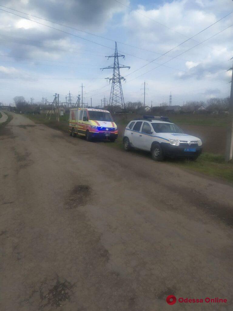 В Одесской области из оросительного канала достали тело утопленника