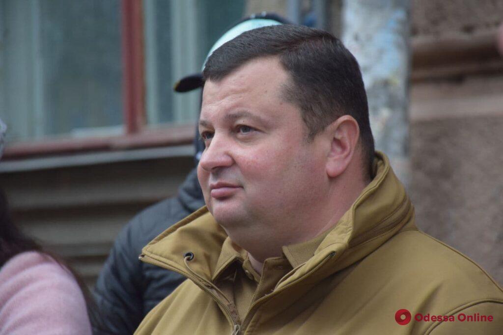 Журналистам устроили обзорную экскурсию по бомбоубежищу на Коблевской (фото)