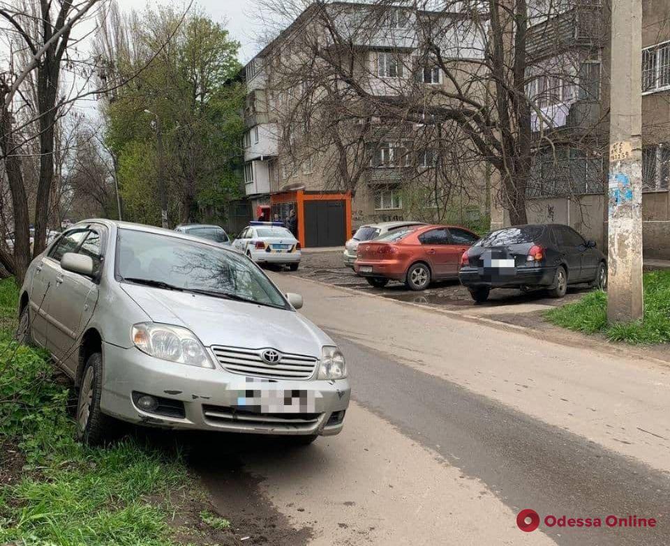 Пьянство за рулем: на Черемушках задержали водителя с 2 промилле алкоголя