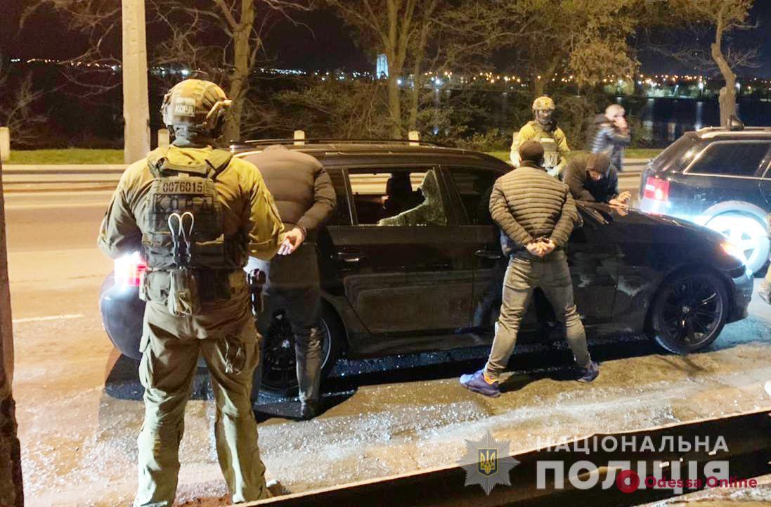В Николаеве задержали троих квартирных воров из Одесской области