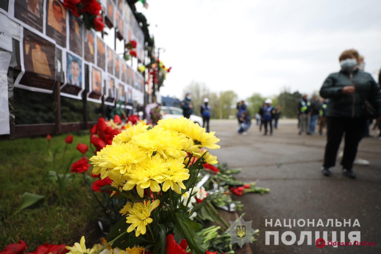 Яровой: серьезных нарушений во время массовых мероприятий в Одессе 2 мая не зафиксировано