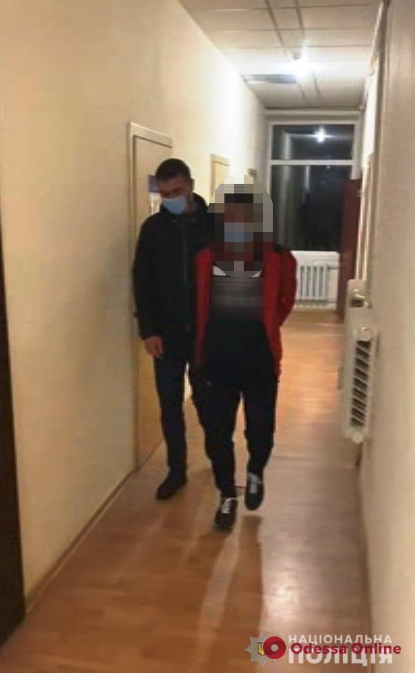В Одесской области иностранец ограбил родителей своей девушки