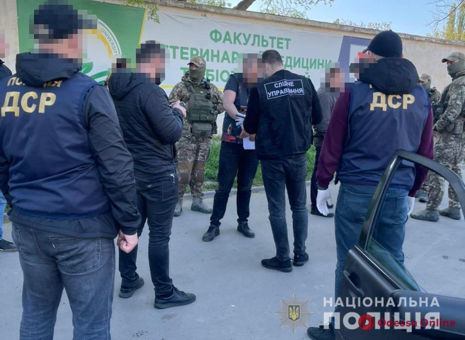 В Одессе поймали группировку таксистов-разбойников (фото, видео)