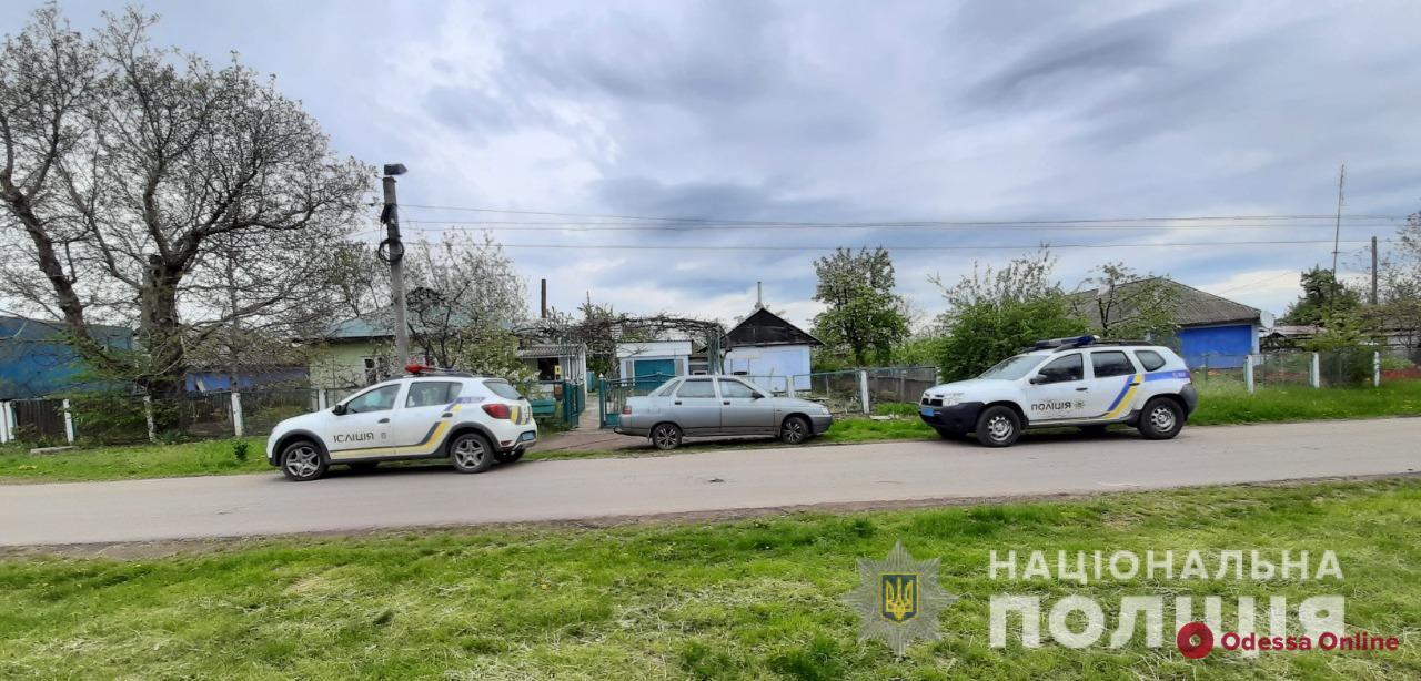 Под Одессой рецидивист проломил голову и ограбил 80-летнюю женщину