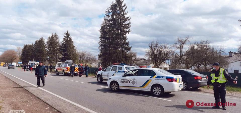 Двое одесситов погибли в ДТП на Прикарпатье