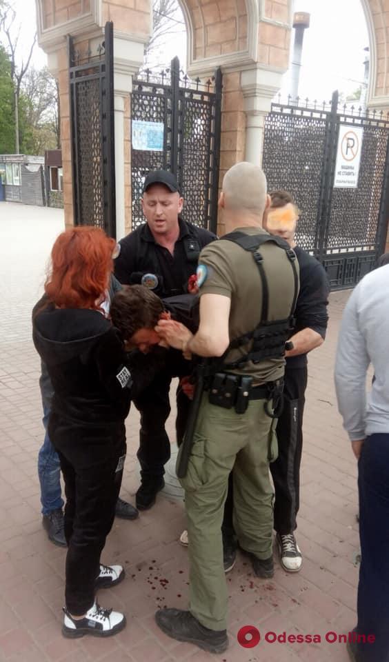 В Преображенском парке произошла массовая драка с поножовщиной