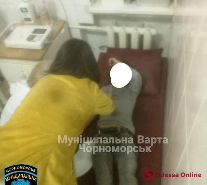 В Черноморске мужчина напоил 9-летнего ребенка водкой (обновлено)
