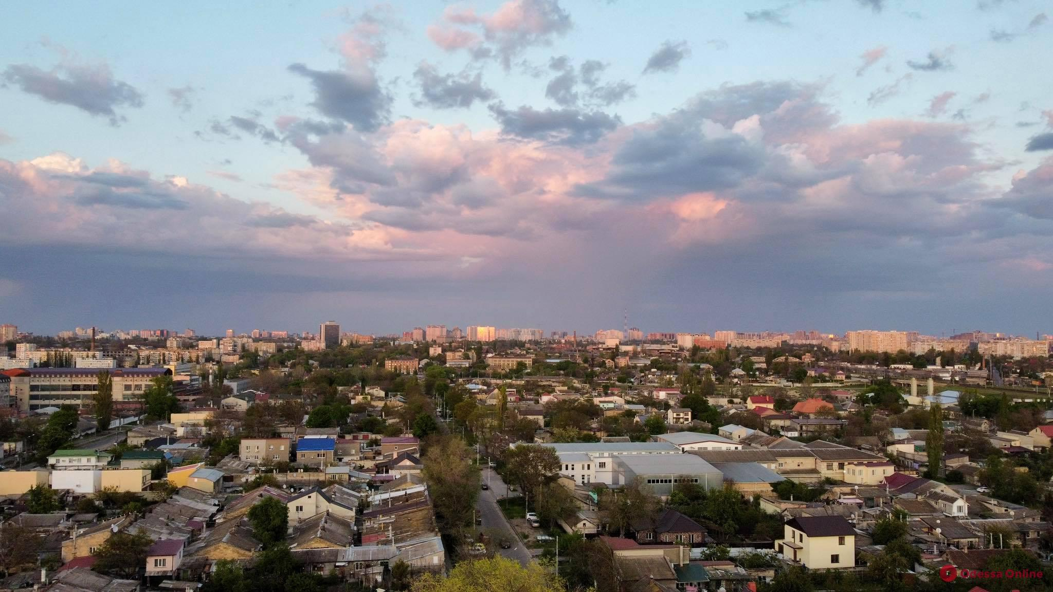 Мониторинг состояния воздуха: в Одессе незначительно превышена предельно допустимая концентрация загрязнения