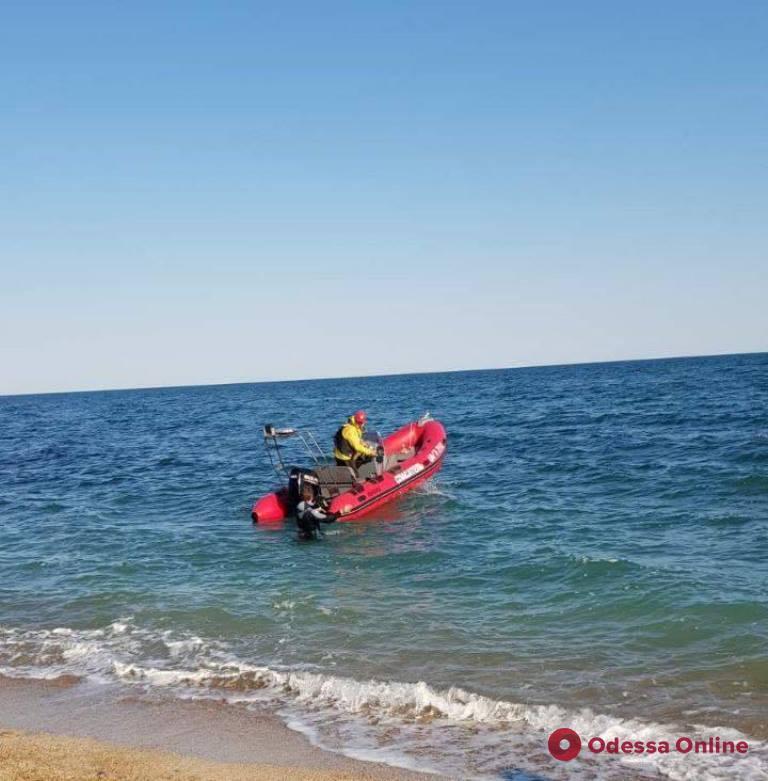 Ушел купаться в районе Дачи Ковалевского и исчез: третий день продолжаются поиски пропавшего в море мужчины