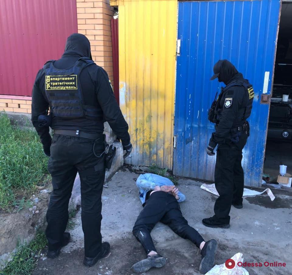 В Одессе поймали криминального авторитета по прозвищу «Гном»
