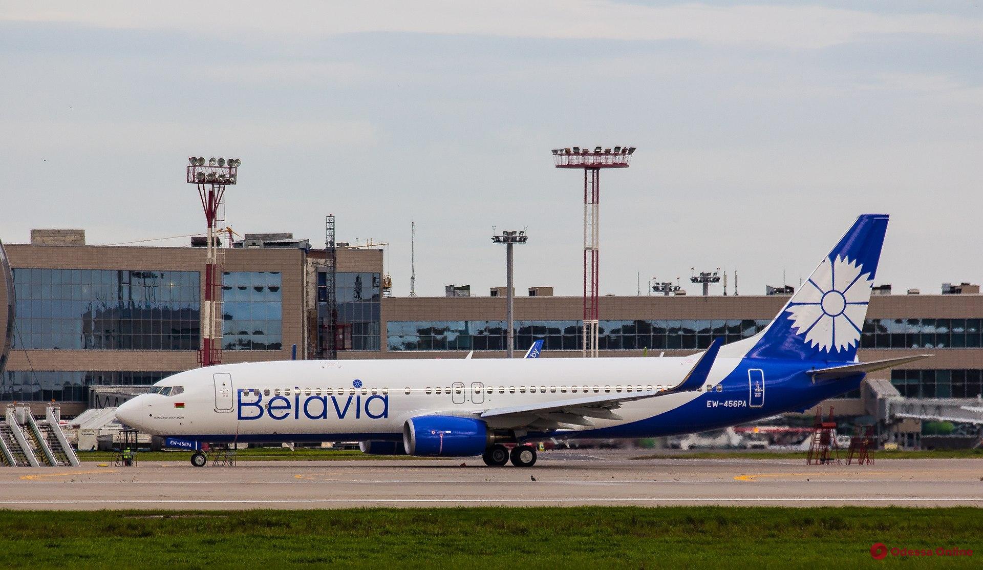 Греция закрыла воздушное пространство для белорусских самолетов