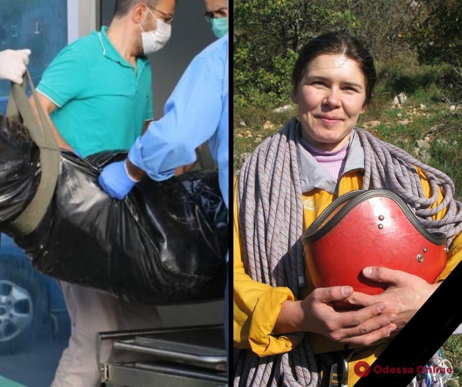 В горах Анталии нашли тело пропавшей альпинистки из Одессы